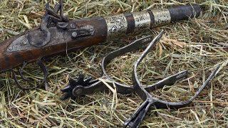 Prywatne kolekcje broni - legalne militaria