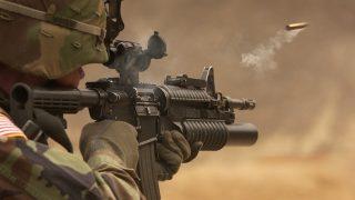 Militaria broń