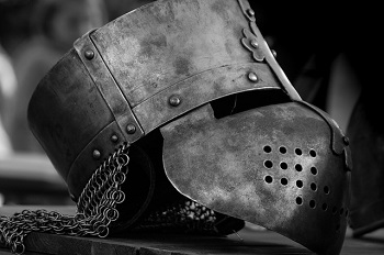 Militaria w średniowieczu