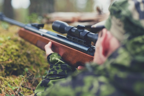 Posiadanie broni w Europie
