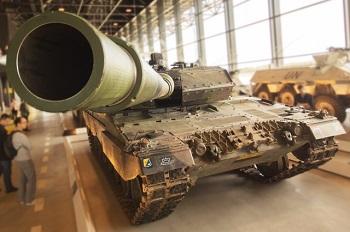 Militaria czołg